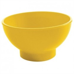 Kristallon Sundae Dishes Yellow 95mm