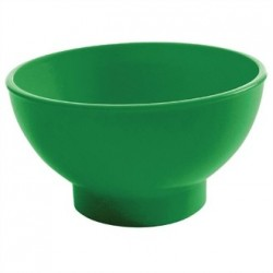 Kristallon Sundae Dishes Green 95mm