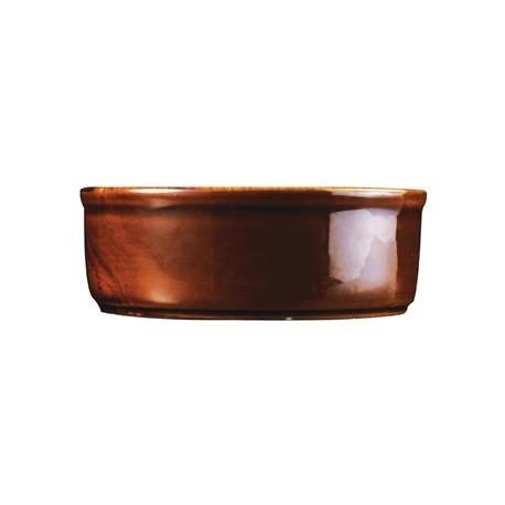 Churchill Rustics Simmer Hot Pot Dishes 140mm