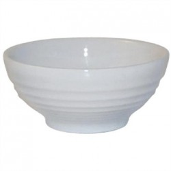 Churchill Bit on the Side White Ripple Snack Bowls 102mm