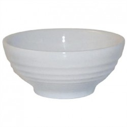 Churchill Bit on the Side White Ripple Snack Bowls 120mm