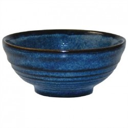 Churchill Bit on the Side Blue Ripple Snack Bowls 120mm