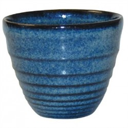 Churchill Bit on the Side Blue Ripple Chip Mugs 284ml