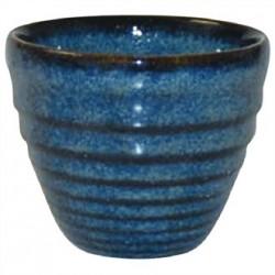 Churchill Bit on the Side Blue Ripple Dip Pots 114ml