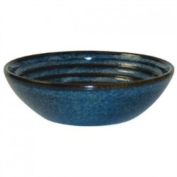 Churchill Bit on the Side Blue Ripple Dip Dishes 113mm