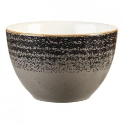 Churchill Studio Prints Charcoal Black Sugar Bowl 227ml 8oz