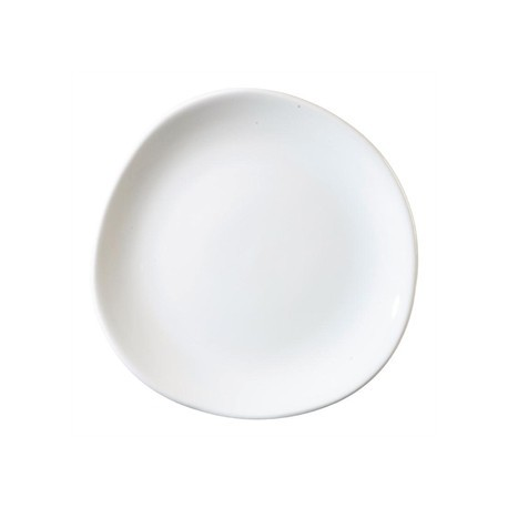 Churchill Organic White Round Plate 210mm