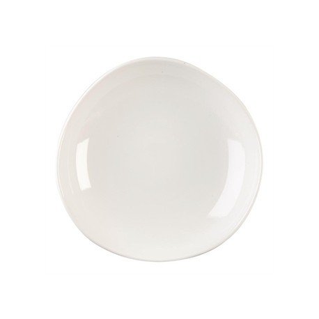 Churchill Organic White Round Plate 253mm
