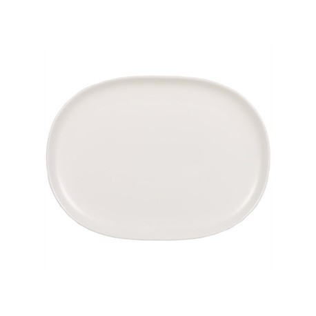 Churchill Alchemy Moonstone Oval Plates 288mm