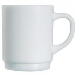 Arcoroc Opal Stackable Mugs 290ml