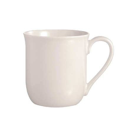 Chef and Sommelier Embassy White Mugs 300ml