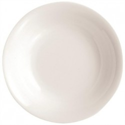 Chef and Sommelier Embassy White Soup Plates 190mm