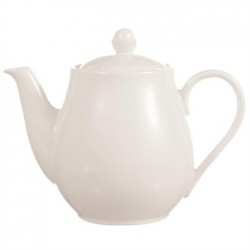 Chef and Sommelier Embassy White Teapots 750ml