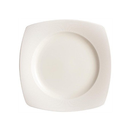 Chef and Sommelier Ginseng Square Plates 255mm
