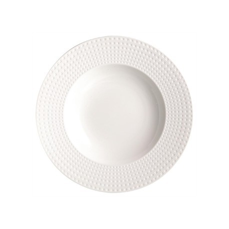 Chef and Sommelier Satinique Deep Plates 240mm