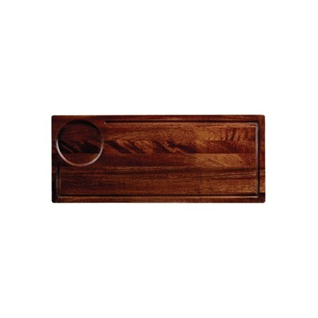 Churchill Art de Cuisine Deli Wooden Boards 165x 400mm