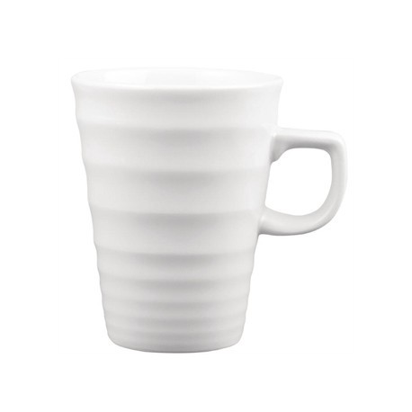 Churchill Latte Ripple Mugs 224ml