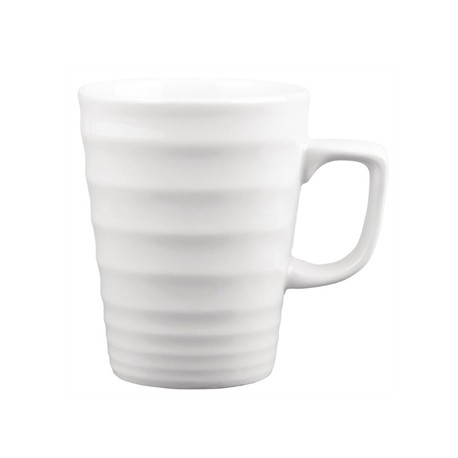 Churchill Latte Ripple Mugs 280ml