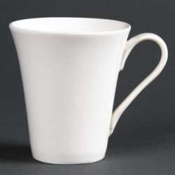 Lumina Fine China Fine China Flare Cups 185ml 6oz
