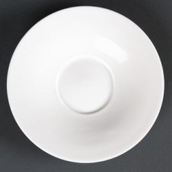 Lumina Fine China Saucers 140mm