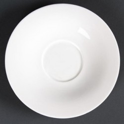 Lumina Fine China Saucers 165mm