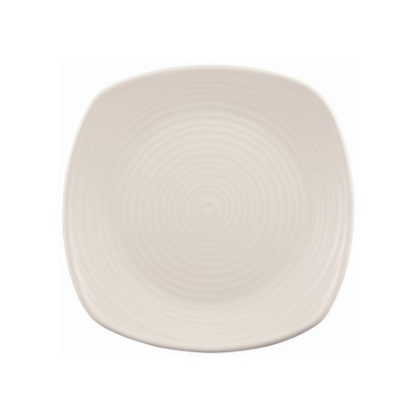 Dudson Evolution Pearl Chefs Plates Square 216mm