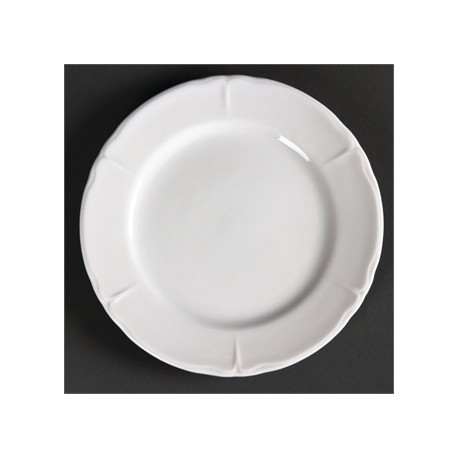 Olympia Rosa Round Plates 163mm