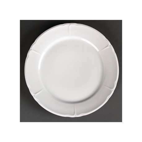 Olympia Rosa Round Plates 277mm