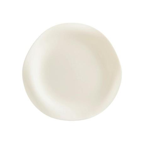 Arcoroc Zenix Tendency Organic Shape Plates 265mm