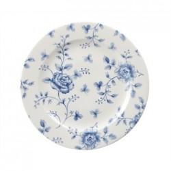 Churchill Vintage Prints Tea Plates Prague Rose Print 210mm