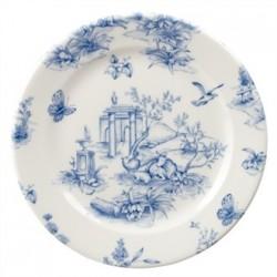 Churchill Vintage Prints Tea Plates Prague Toile Print 170mm
