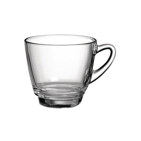 Churchill Ultimo Glass Cappuccino Cups 240ml