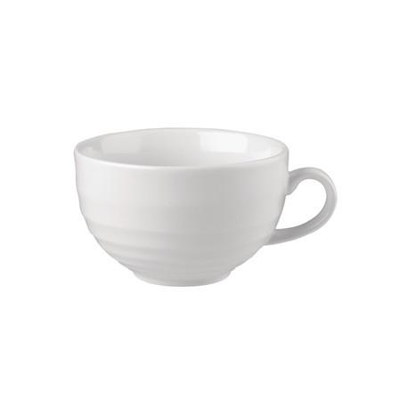Churchill Ripple Cappuccino Cups 355ml