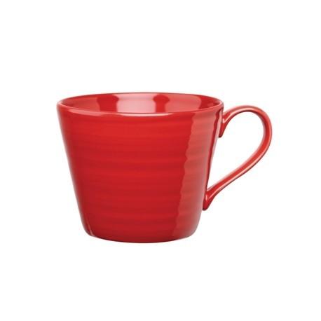 Art de Cuisine Rustics Red Snug Mugs 341ml