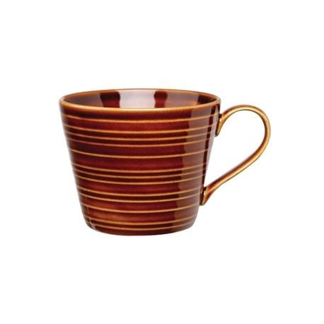Art de Cuisine Rustics Brown Snug Mugs 341ml