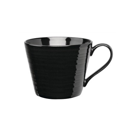 Art de Cuisine Rustics Black Snug Mugs 341ml