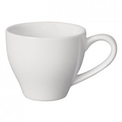 Olympia Cafe Espresso Cups White 100ml 3.5oz