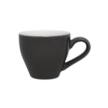 Olympia Cafe Espresso Cups Charcoal 100ml 3.5oz