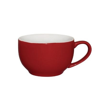 Olympia Cafe Coffee Cups Red 228ml 8oz