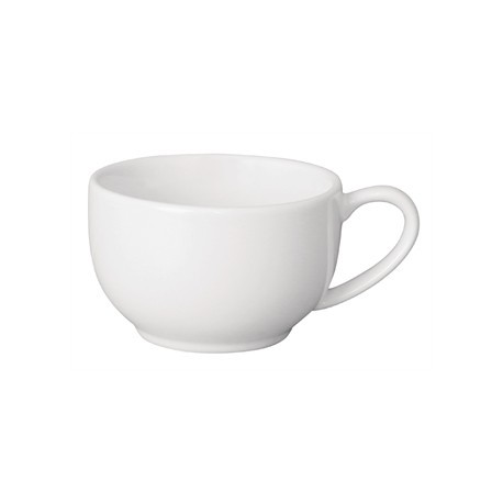 Olympia Cafe Coffee Cups White 228ml 8oz