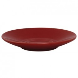 Olympia Cafe Espresso Saucers Red