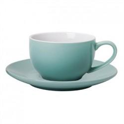 Olympia Cafe Coffee Cups Aqua 228ml 8oz