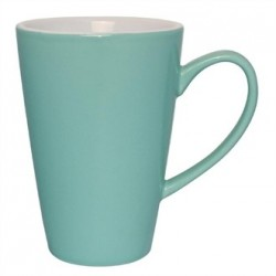 Olympia Cafe Latte Cups Aqua 454ml 16oz
