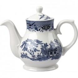 Churchill Vintage Prints Sandringham Tea and Coffee Pots 420ml