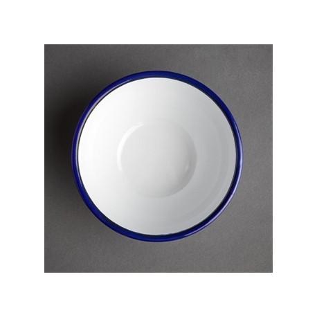 Olympia Enamel Pudding Bowl 155mm