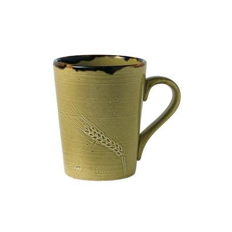 Dudson Harvest Mug Green 340ml