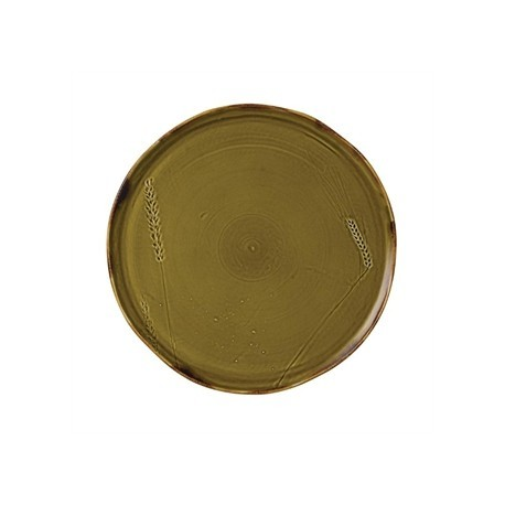 Dudson Harvest Flat Plate Green 320mm