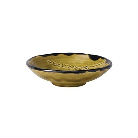 Dudson Harvest Bowl Green 150mm
