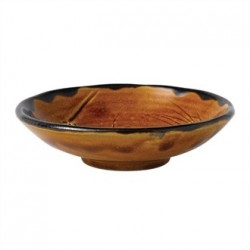 Dudson Harvest Bowl Brown 124mm
