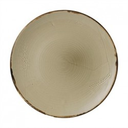 Dudson Harvest Plate Linen 162mm